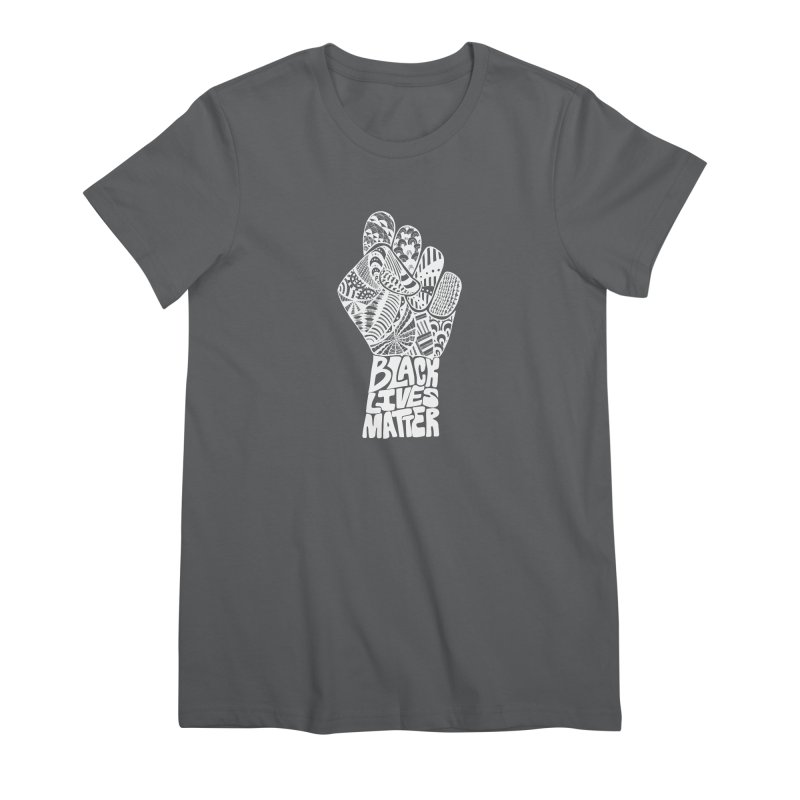 Black Lives Matter - W Women's T-Shirt by Incredibly Average Online Store