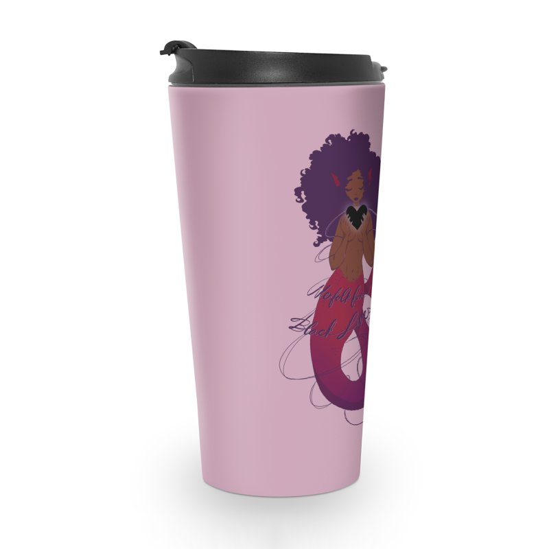 Merfolk for Black Lives Accessories Mug by Incredibly Average Online Store