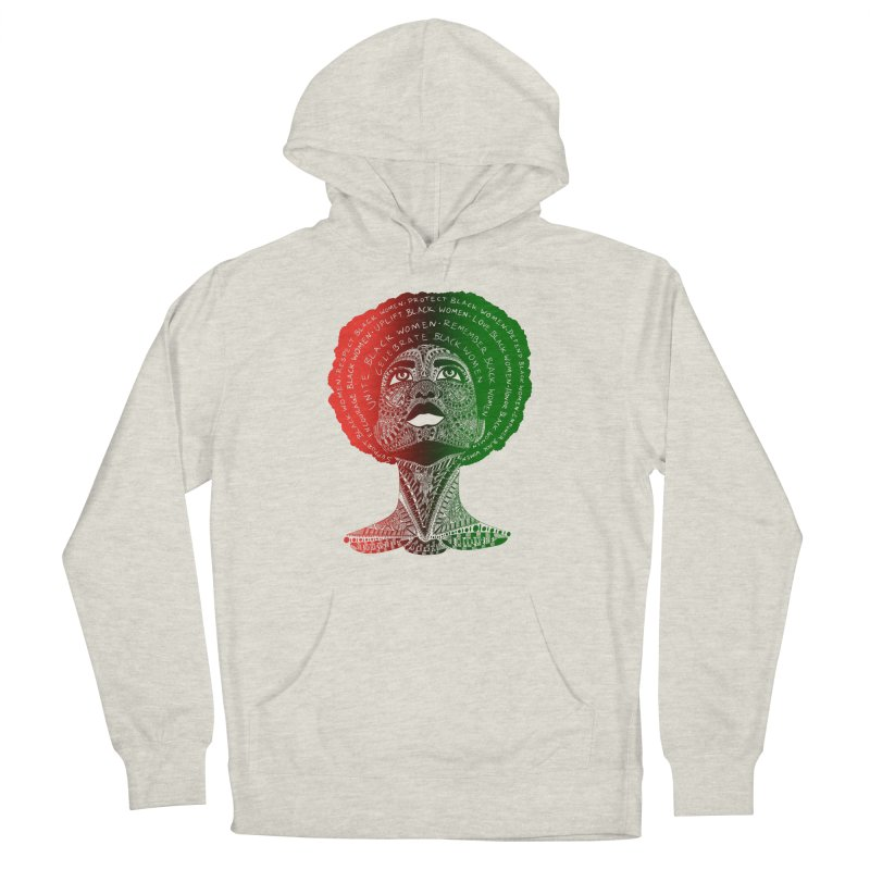 Celebrate Black Women Men's Pullover Hoody by Incredibly Average Online Store