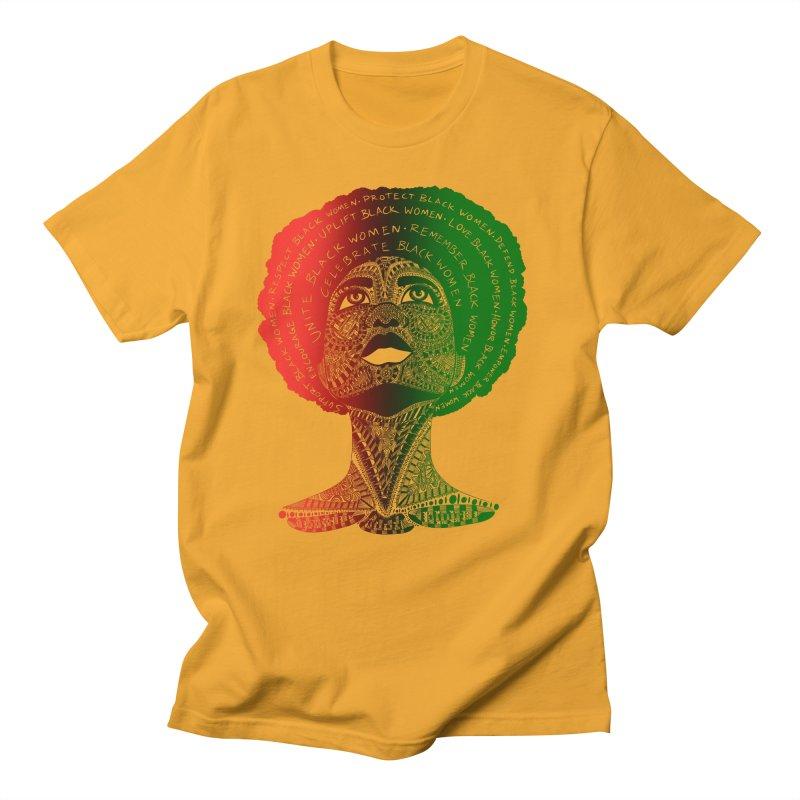 Celebrate Black Women Men's T-Shirt by Incredibly Average Online Store