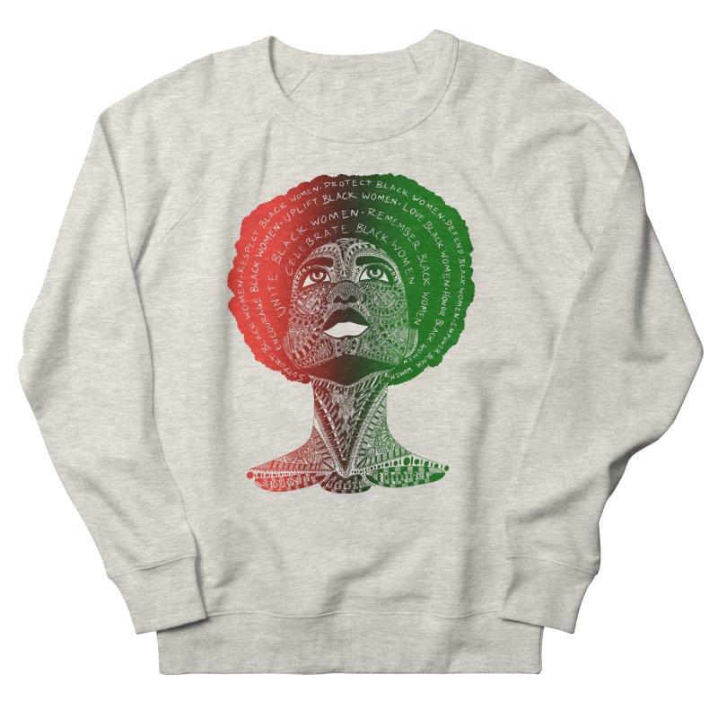 Celebrate Black Women Men's Sweatshirt by Incredibly Average Online Store