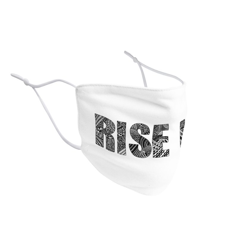Rise Up Accessories Face Mask by Incredibly Average Online Store