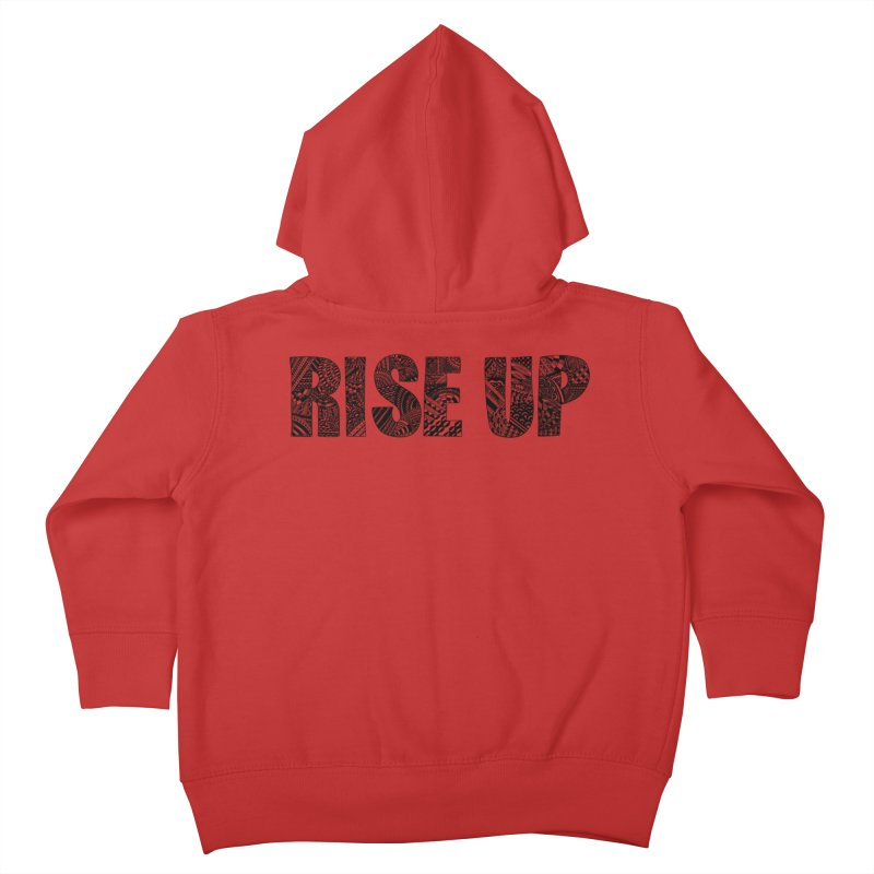 Rise Up Kids Toddler Zip-Up Hoody by Incredibly Average Online Store