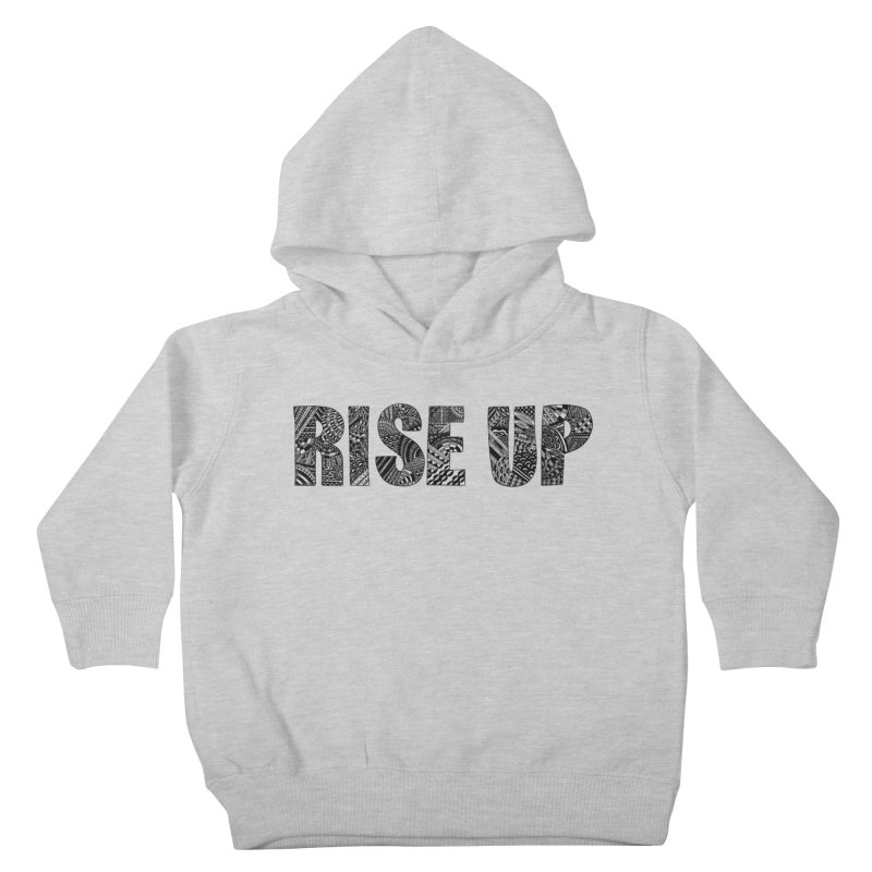 Rise Up Kids Toddler Pullover Hoody by Incredibly Average Online Store