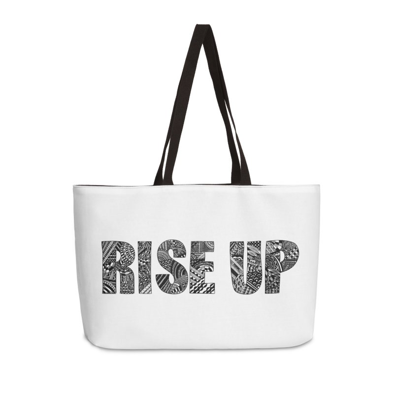 Rise Up Accessories Bag by Incredibly Average Online Store