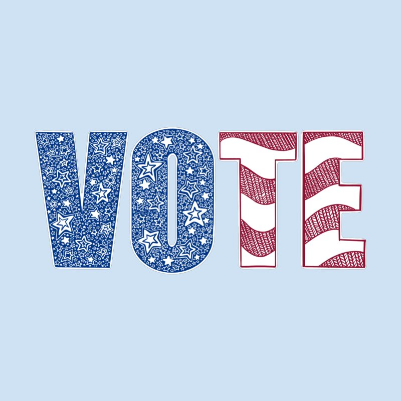 Vote! Women's Tank by Incredibly Average Online Store