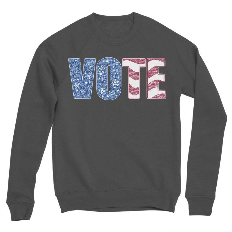 Vote! Women's Sweatshirt by Incredibly Average Online Store