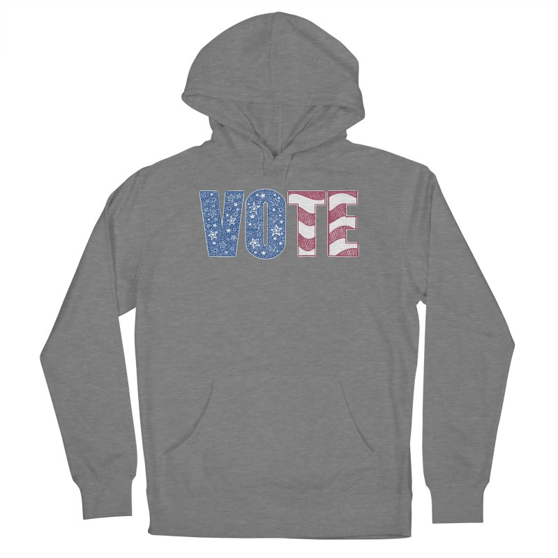 Vote! Women's Pullover Hoody by Incredibly Average Online Store