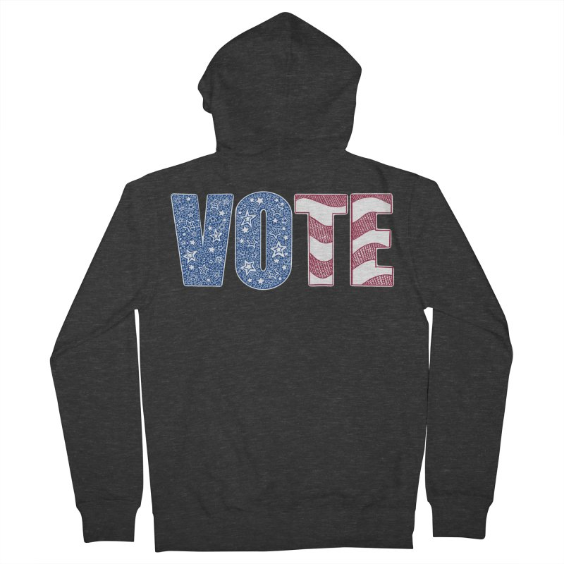 Vote! Women's Zip-Up Hoody by Incredibly Average Online Store