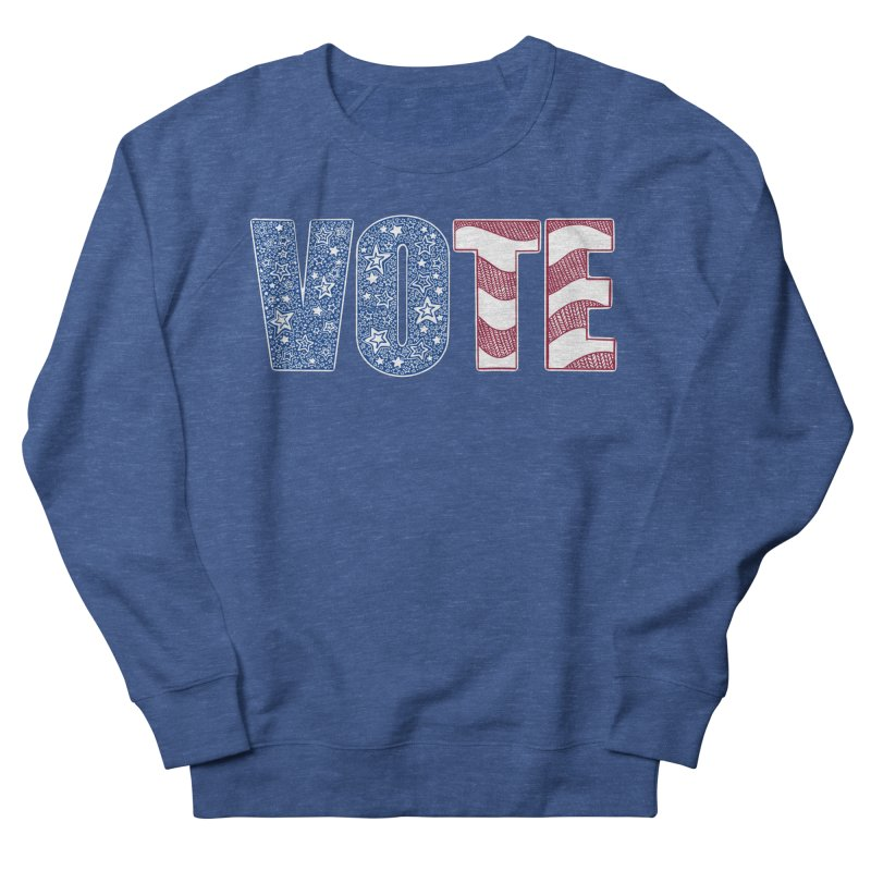 Vote! Men's Sweatshirt by Incredibly Average Online Store