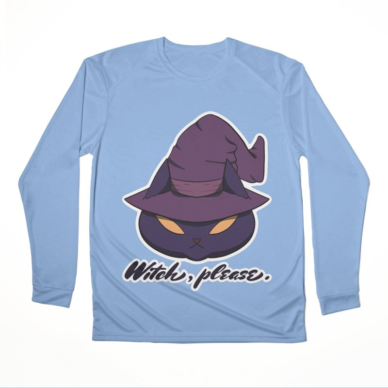 Witch, please. Men's Longsleeve T-Shirt by Incredibly Average Online Store