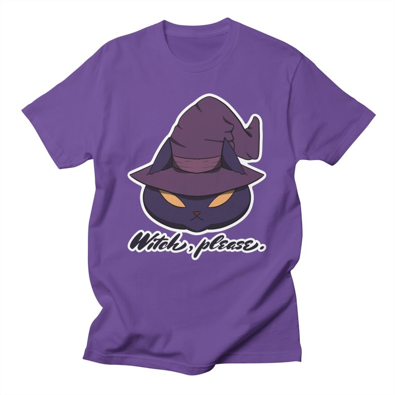 Witch, please. Men's T-Shirt by Incredibly Average Online Store