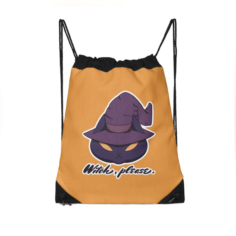 Witch, please. Accessories Bag by Incredibly Average Online Store