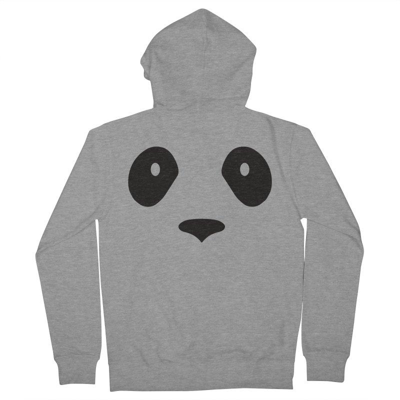 P-P-Panda! Women's Zip-Up Hoody by independentink's Artist Shop