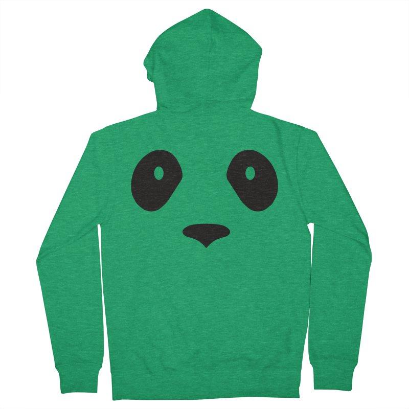 P-P-Panda! Men's Zip-Up Hoody by independentink's Artist Shop