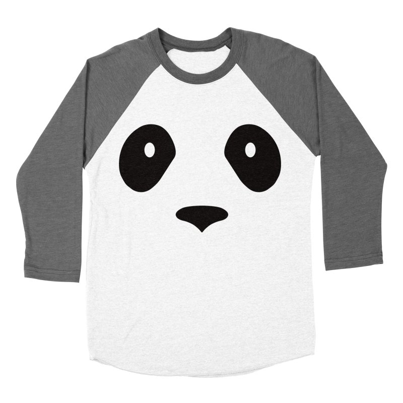 P-P-Panda! Women's Longsleeve T-Shirt by independentink's Artist Shop