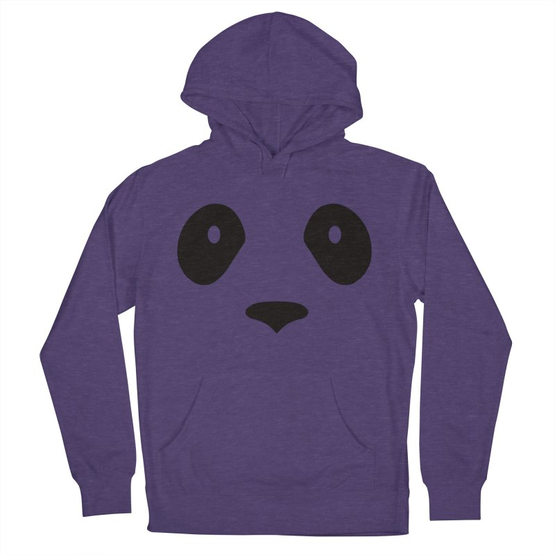 P-P-Panda! Women's French Terry Pullover Hoody by independentink's Artist Shop