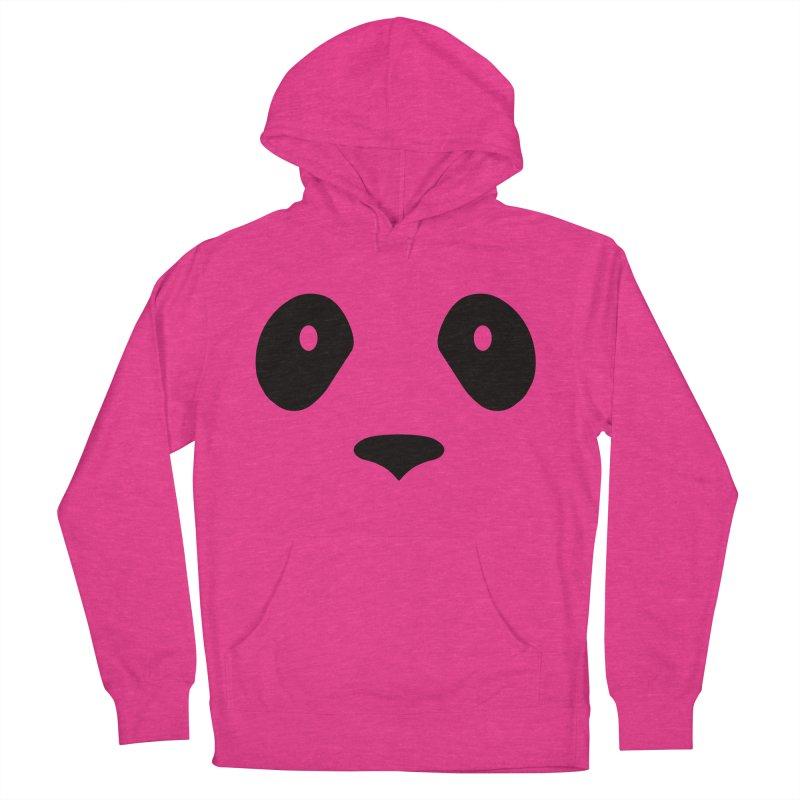 P-P-Panda! Men's French Terry Pullover Hoody by independentink's Artist Shop