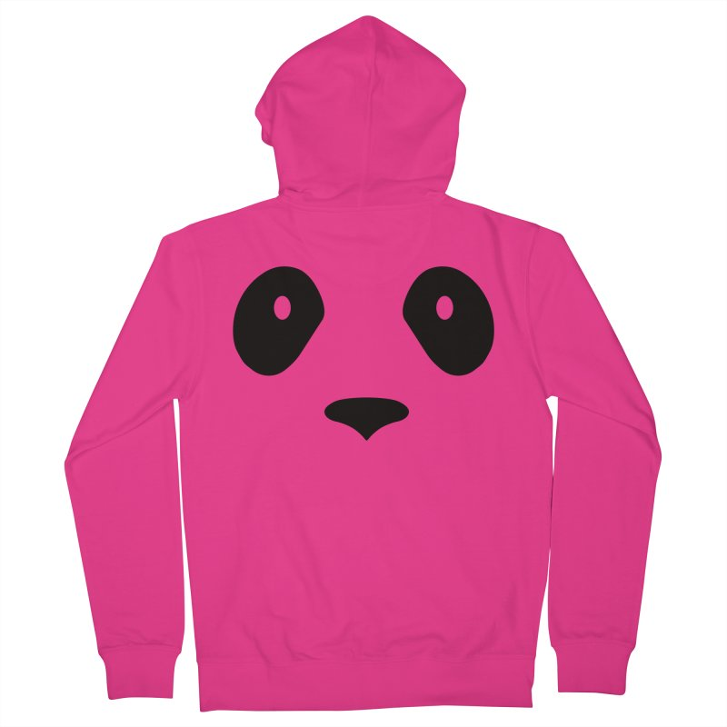 P-P-Panda! Men's Zip-Up Hoody by independentink's Artist Shop