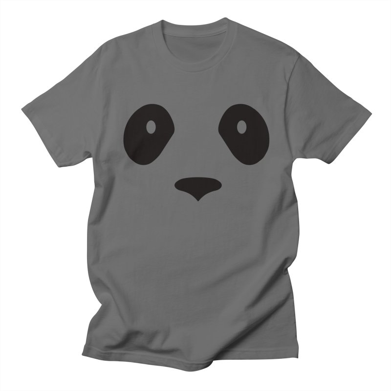 P-P-Panda! Men's Regular T-Shirt by independentink's Artist Shop