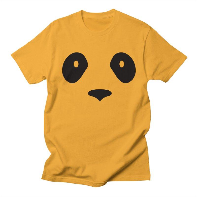 P-P-Panda! Men's Regular T-Shirt by independentink's Artist Shop