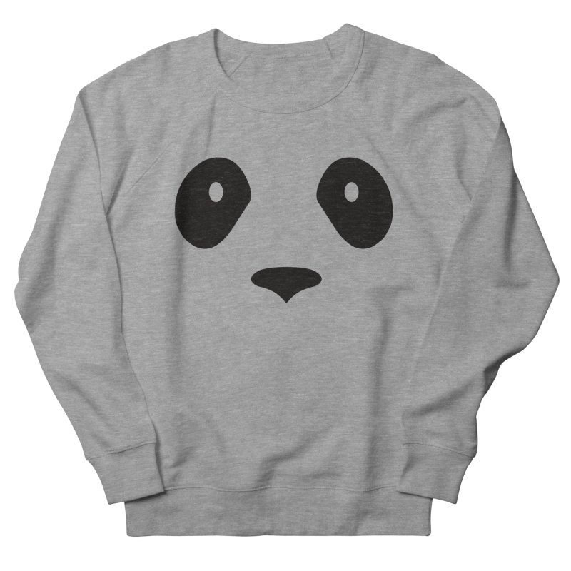 P-P-Panda! Women's French Terry Sweatshirt by independentink's Artist Shop