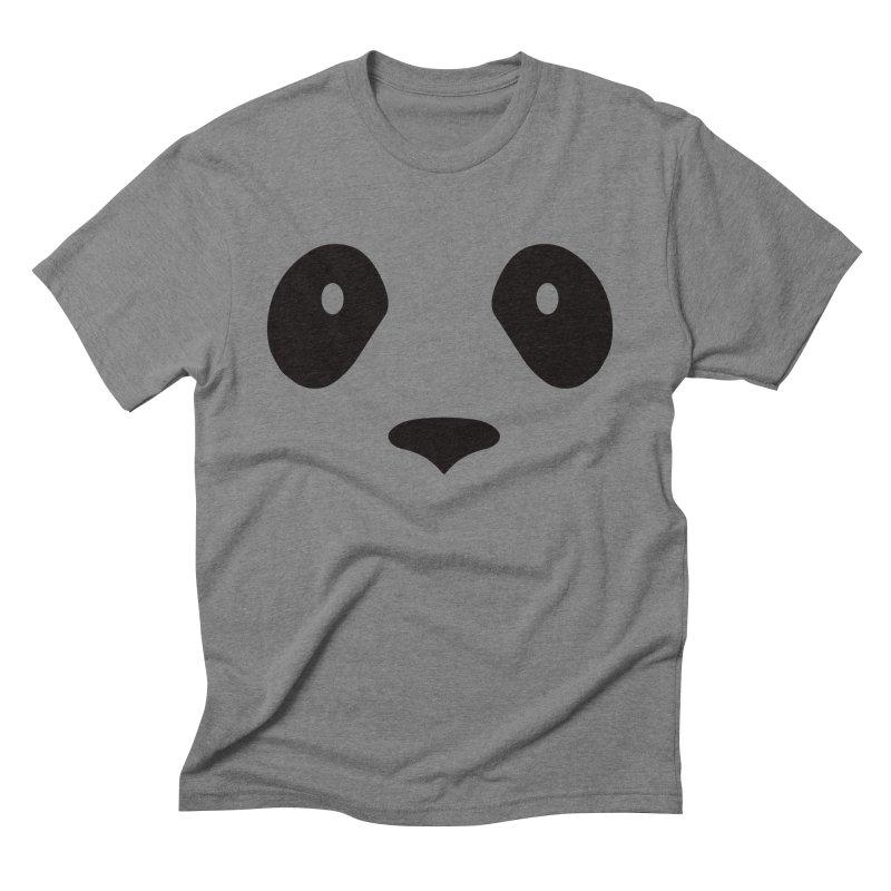 P-P-Panda! Men's Triblend T-Shirt by independentink's Artist Shop