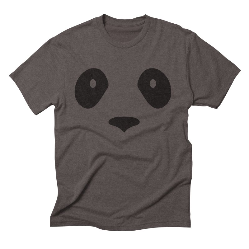 P-P-Panda! Men's Triblend T-Shirt by independentink's Artist Shop