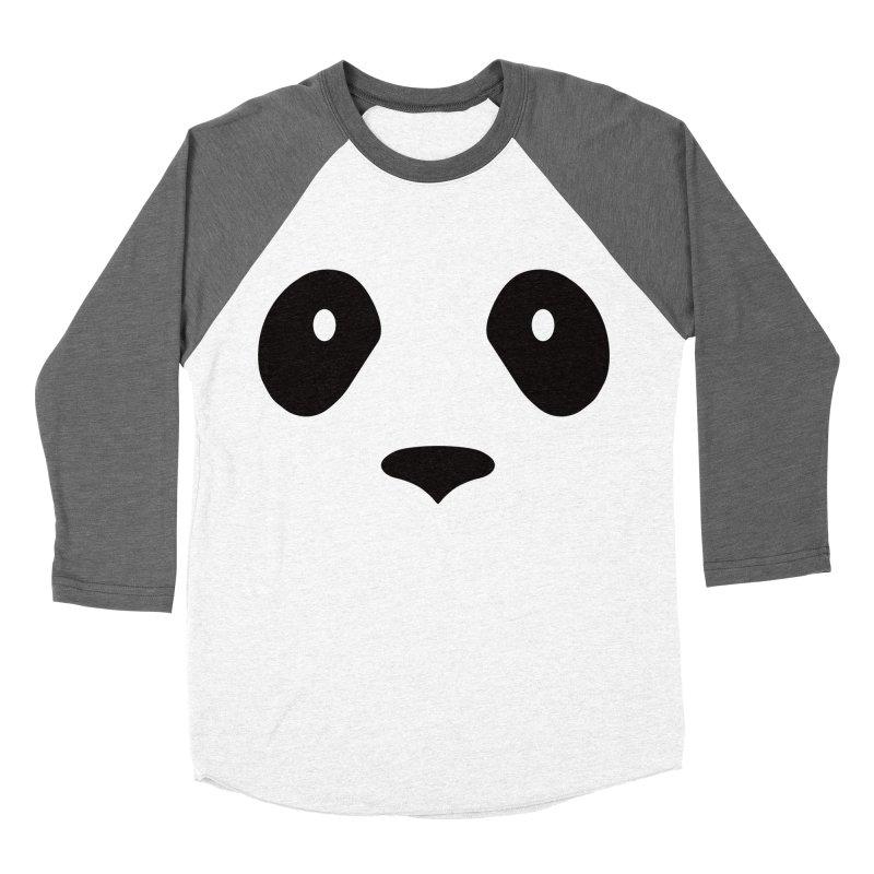 P-P-Panda! Women's Longsleeve T-Shirt by independentink's Artist Shop