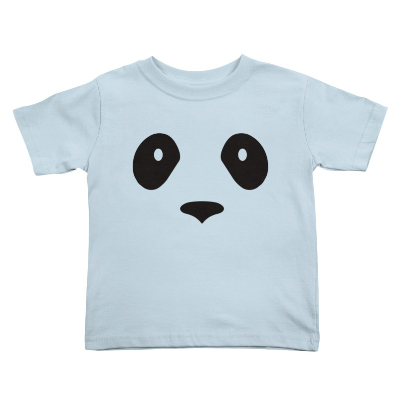 P-P-Panda! Kids Toddler T-Shirt by independentink's Artist Shop