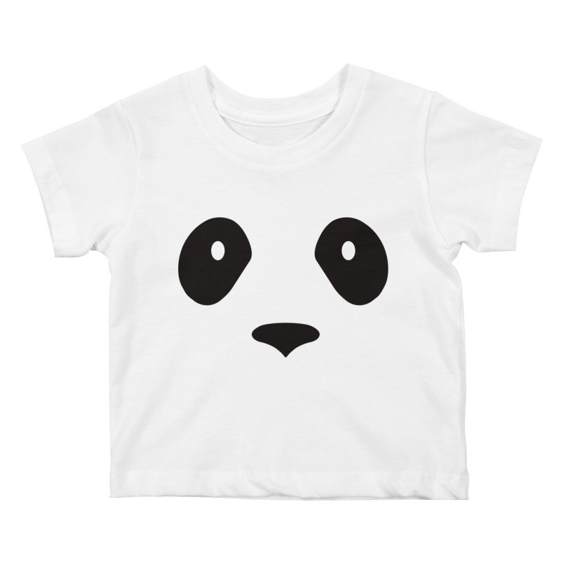 P-P-Panda! Kids Baby T-Shirt by independentink's Artist Shop