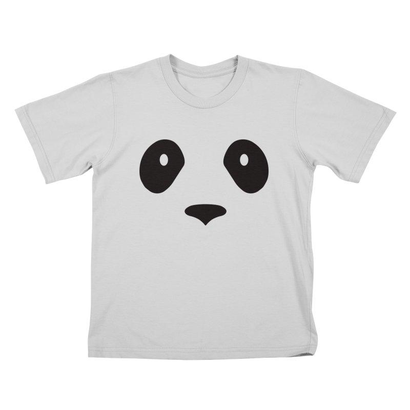 P-P-Panda! Kids T-Shirt by independentink's Artist Shop