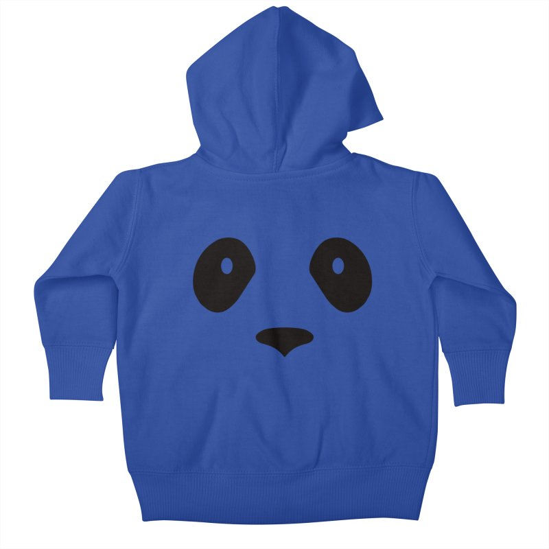 P-P-Panda! Kids Baby Zip-Up Hoody by independentink's Artist Shop