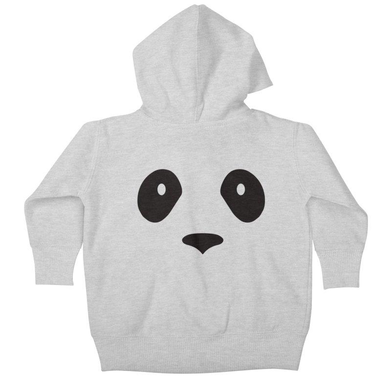 P-P-Panda! Kids Baby Zip-Up Hoody by independentink's Artist Shop