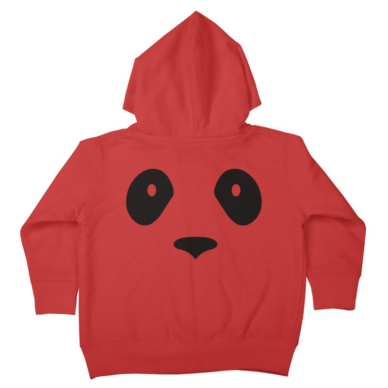 P-P-Panda! Kids Toddler Zip-Up Hoody by independentink's Artist Shop