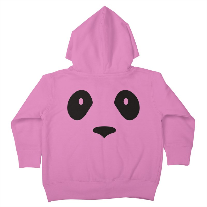 P-P-Panda! Kids Toddler Zip-Up Hoody by independentink's Artist Shop
