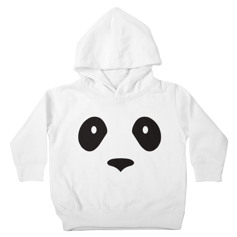 P-P-Panda! Kids Toddler Pullover Hoody by independentink's Artist Shop