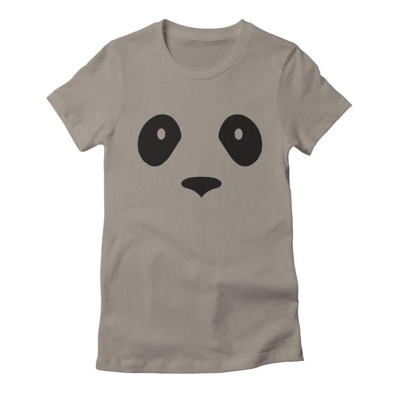 P-P-Panda! Women's T-Shirt by independentink's Artist Shop