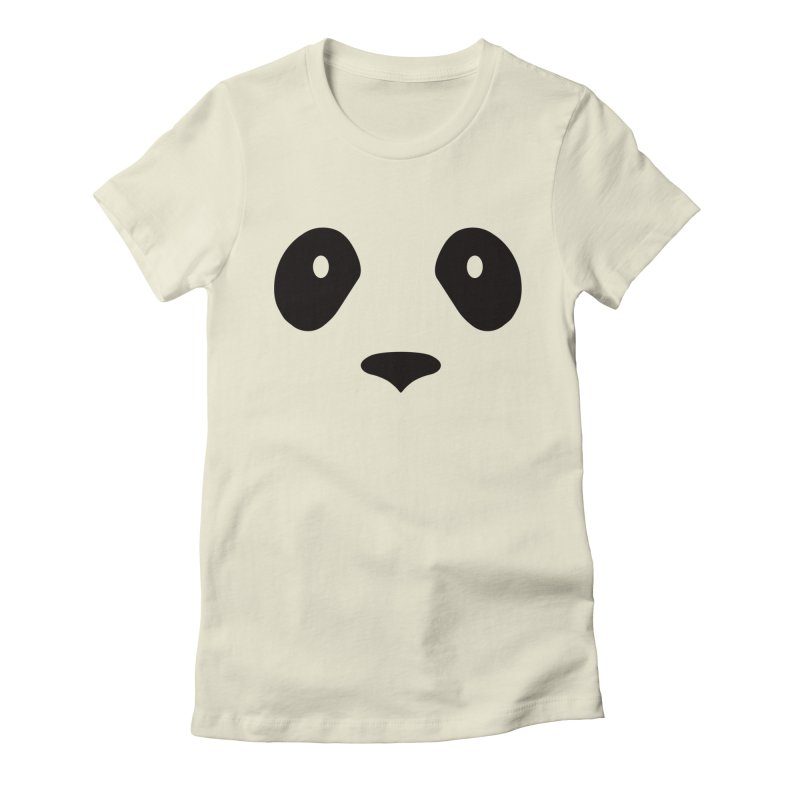 P-P-Panda! Women's T-Shirt by independentink's Artist Shop