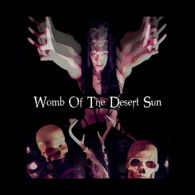 Womb Of The Desert Sun (Occult) by Chris Grosso