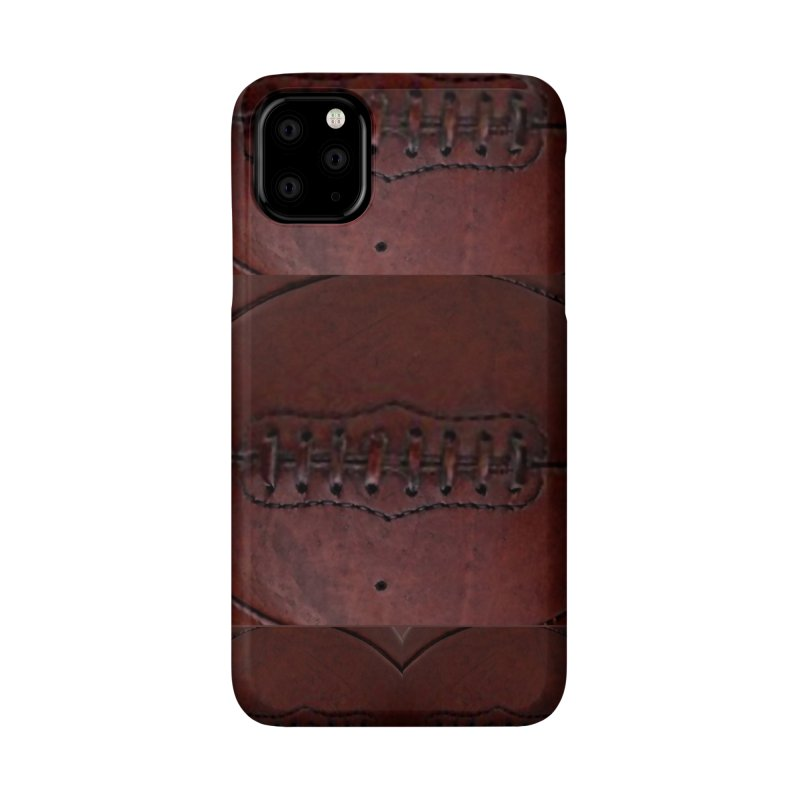 RETRO LEATHER Accessories Phone Case by Indigoave Artist Shop