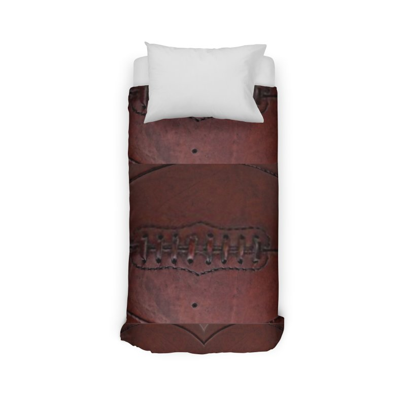 RETRO LEATHER Home Duvet by Indigoave Artist Shop