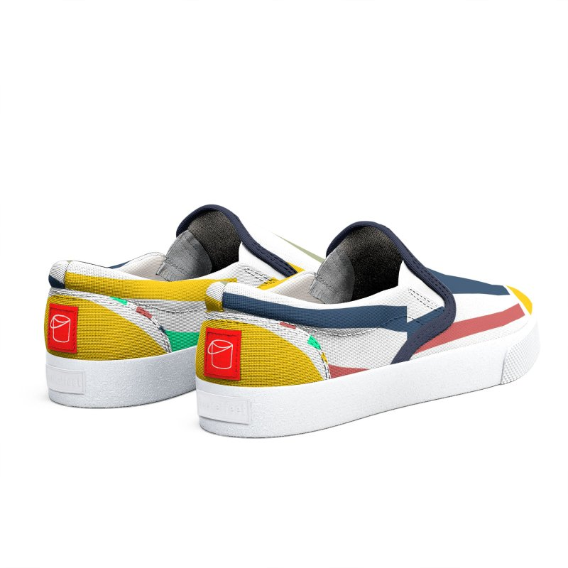 SUN RAYS Men's Shoes by Indigoave Artist Shop