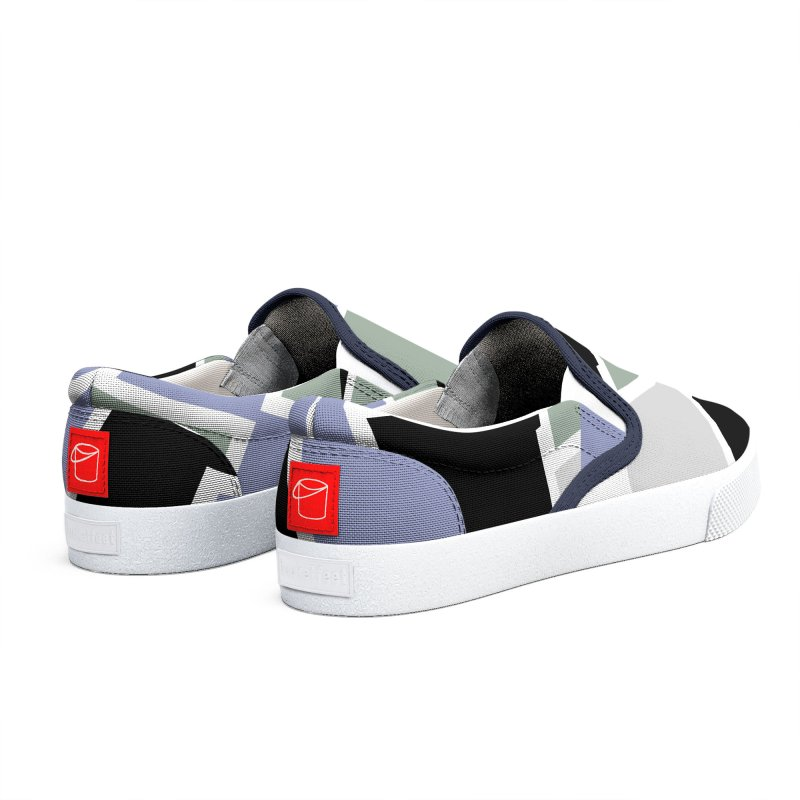 Geometric Cubes Women's Shoes by Indigoave Artist Shop