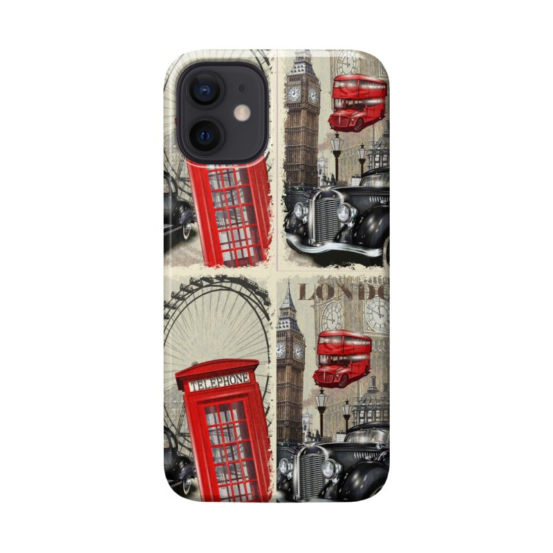 LONDON CITY Accessories Phone Case by Indigoave Artist Shop