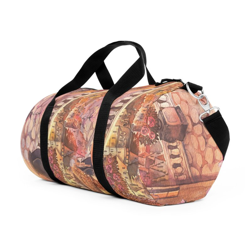 PARIS CITY Accessories Bag by Indigoave Artist Shop