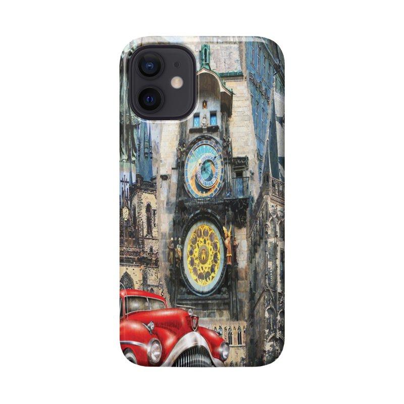 PRAGUE CITY Accessories Phone Case by Indigoave Artist Shop