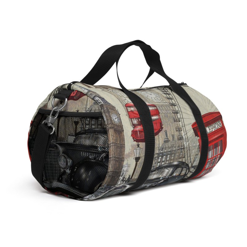 London City Accessories Bag by Indigoave Artist Shop