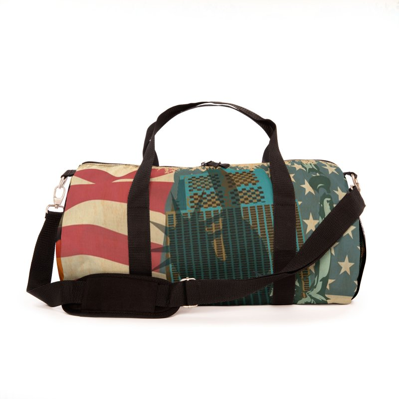 New York City Accessories Bag by Indigoave Artist Shop