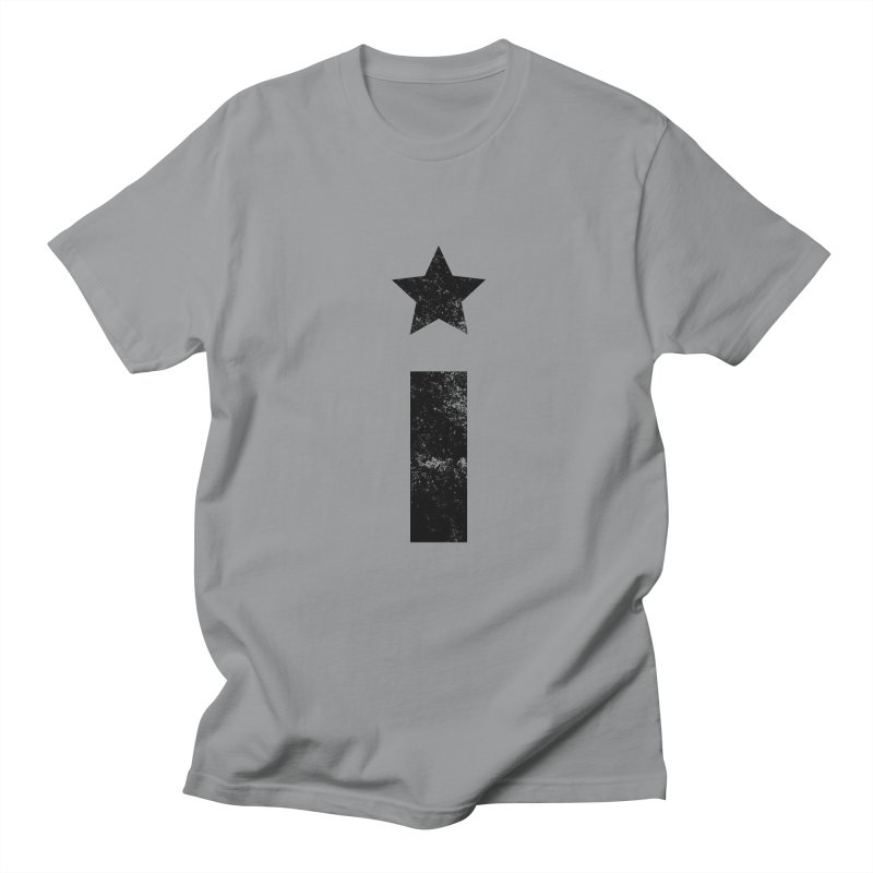 "Distressed ""I"" Indivisible Logo Women's Unisex T-Shirt by Shop Indivisible"